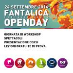 Openday Fantalica Aperta